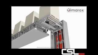 Prorunner Mk9 Vertical Pallet Elevator - Conveyor Systems Ltd