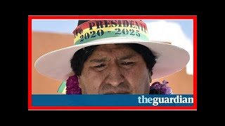 News-Evo for ever? Bolivia limited scrap as critics blast the coup to keep morales in power