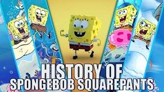 History of SpongeBob SquarePants Video Games (1999-2016)