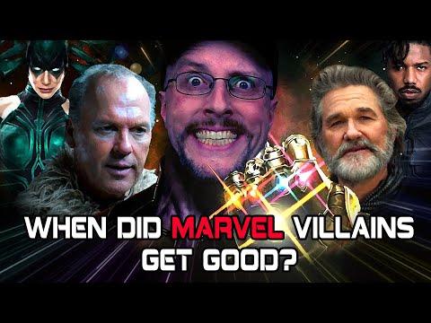 When Did Marvel Villains Get Good Nostalgia Critic