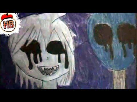 21 Creepiest Children's Drawings Ever