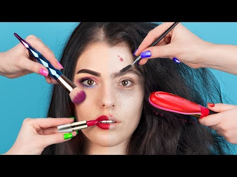 From Bad Luck to Beauty 8 Beauty Tricks In 15 Minutes