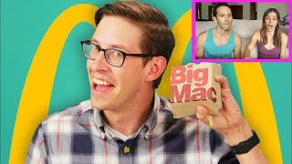 BuzzFeed: Keith Eats Everything At McDonald's | RESPONSE