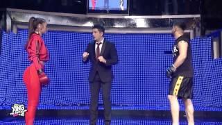 Xing me Ermalin - Kickbox Rashel vs. Noizy