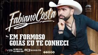 Fabiano Costa - Em Formoso Goias eu te conheci