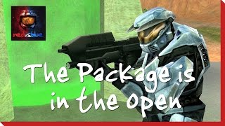 The Package Is in the Open – Episode 5 – Red vs. Blue Season 1