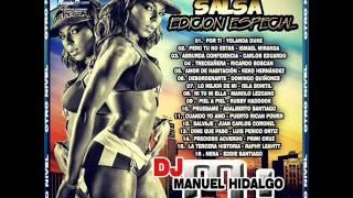 Baul de la Salsa en Otro Nivel - DJ MANUEL HIDALGO