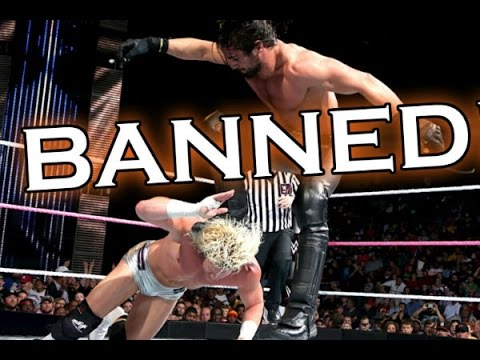 10 Wrestling Moves WWE Banned For Being Too Dangerous