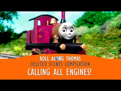 Roll Along Thomas Thomas & Friends Calling All Engines Deleted Scenes