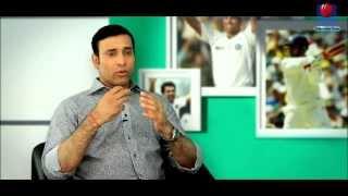 Cricket Country   VVS Laxman talks about Zaheer Khan