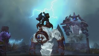 The Story of Farseer's Raging Tempest - Patch 7.2 Shaman Class Mount [Lore]