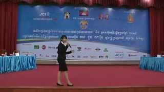 Aii Candidate's Speech, JCI Cambodia Public Speaking 2014 | 20140427