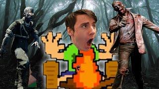 ZOMBIES ATTACK! | Sit 'N Survive #2 | Scott Games Series