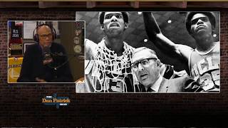 Kareem Abdul-Jabbar stops by the man cave to discuss new book and much more (5/18/17)