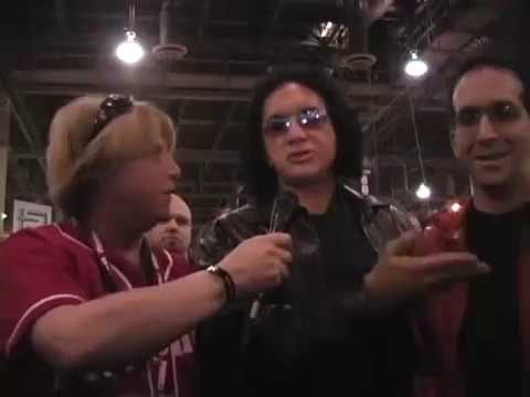 Gene Simmons Interview with The PLEASURESDUDES