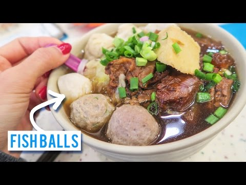 Xxx Mp4 Fish Ball Noodle Soup In Hong Kong 3gp Sex