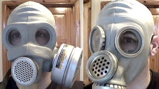 All about the Soviet PMG Gas Mask