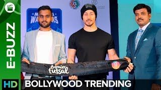 Tiger Shroff on his upcoming projects | Bollywood News | ErosNow eBuzz