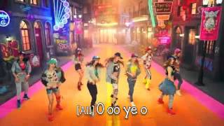 Girls Generation (SNSD) - I Got A Boy (Lyric video)