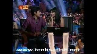 2012-04-11-Neengalum Vellalam Oru Kodi - surya and sivakarthikeyan and namitha talk.mp4