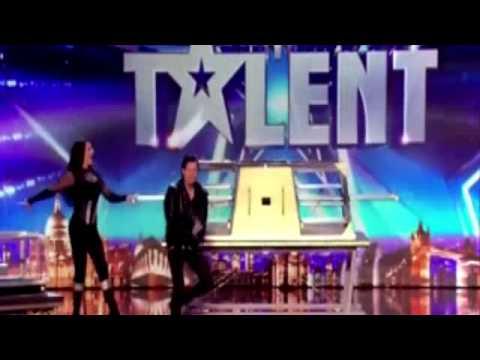 Xxx Mp4 Illusionist Christian Farla Wows The Crowd Britain S Got Talent 2014 3gp Sex