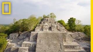 Belize's Ancient Maya Sacrificial Cave: Rare Footage   One Strange Rock