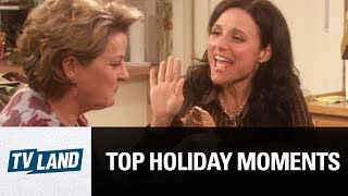 Top Holiday Moments w/ Everybody Love Raymond, The Goldbergs & More! (Mashup)   TV Land