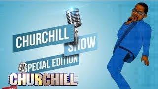 Churchill Show Special: Season 6 finale