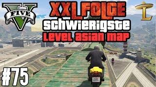 XXL FOLGE - MUTTER ALLER LEVEL ASIAN MAPS ! (+DOWNLOAD)   GTA V - CUSTOM MAP RENNEN