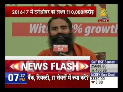Patanjali Ayurveda giving strong competition to HUL