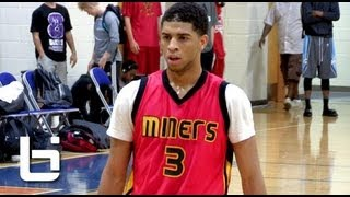 Josh Perkins The Best Passer In The Nation!? 2014 Point Guard Has Great Court Vision & Game!