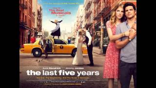 I'm a part of that - The Last Five Years (2014) soundtrack