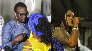 WASIU ALABI PASUMA AND HIS LOVELY DAUGHTER LAUNCHED  NEW MUSIC ALBUM