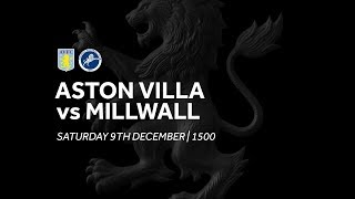 Aston Villa 0-0 Millwall | Extended highlights