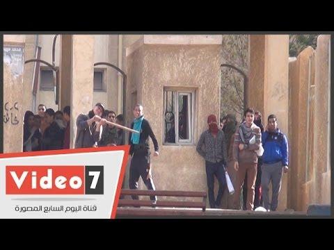 بالفيديو الرقص والصراخ والضحكات الخليعة طريقة الإخوان لاستفزاز الأمن بالأزهر