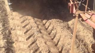 Chamberlain countrymen 354 seeding wheat 2015