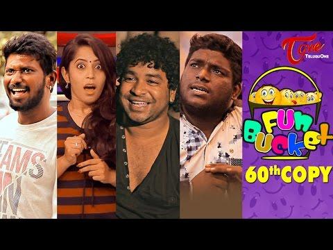 Fun Bucket 60th Copy Funny Videos by Harsha Annavarapu TeluguComedyWebSeries