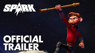 Spark: A Space Tail - Official Trailer - In Theaters April 14