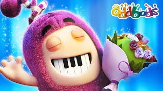 Cartoon | PECULIAR PIANO PERFORMANCE | NEW Episodes | Funny Cartoons For Children | The Oddbods Show