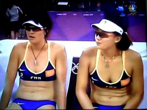 XXX Summer Olympic Games: Women's Volleyball Set #2 Final ( USA VS. CHINA )