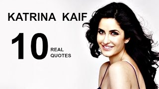 Katrina Kaif 10 Real Life Quotes on Success   Inspiring   Motivational Quotes