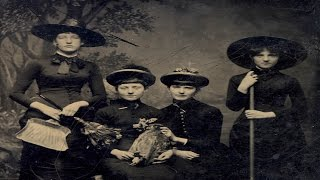 Las 5 supuestas brujas
