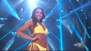 Andrea Tovar - Swimsuit Competition FULL HD [60FPS]
