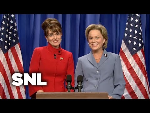Palin / Hillary Open - Saturday Night Live