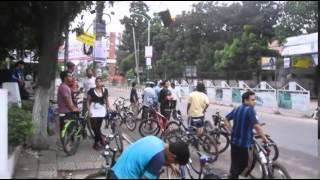Bike Friday 9, Mirpur DOHS, Ashulia