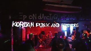 Korean Punk and Hardcore│DAY 010