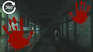 360 Horror Video: Shadows lurking from within