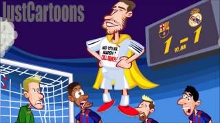 FC Barcelona - Real Madrid 1:1  Highlight