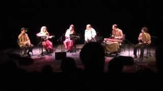 JANAN ensemble in Belgium (Behzad Mirloo) /  بهزاد میرلو، کنسرت گروه جانان