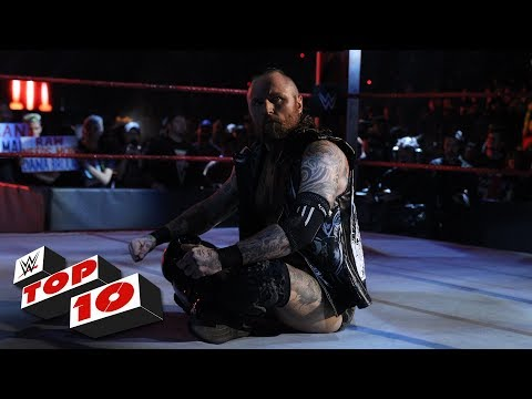 Xxx Mp4 Top 10 Raw Moments WWE Top 10 February 18 2019 3gp Sex